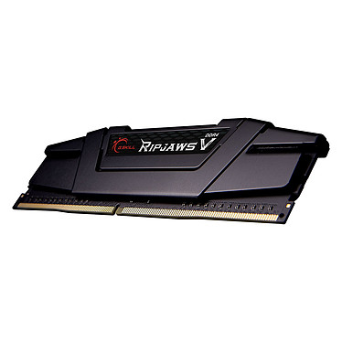 Avis G.Skill RipJaws 5 Series Noir 64 Go (2 x 32 Go) DDR4 2666 MHz CL18