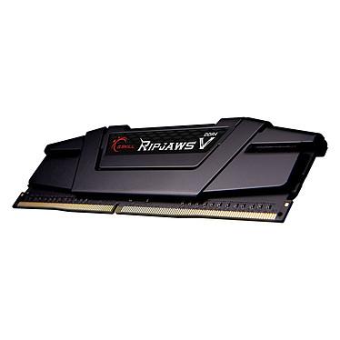 Avis G.Skill RipJaws 5 Series Noir 128 Go (4 x 32 Go) DDR4 2666 MHz CL18