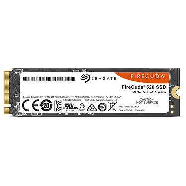 Acheter Seagate SSD FireCuda 520 2 To