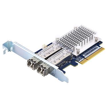 QNAP QXP-32G2FC Carte réseau Dual Port SFP+ 32 Gbps pour NAS QNAP