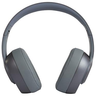 Livoo TES227 Gris Casque stéréo sans fil circum-aural Bluetooth 5.0 avec micro et commandes intégrées