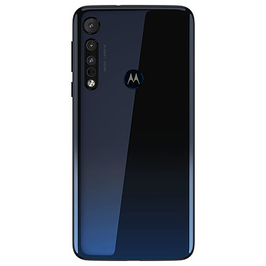 Motorola Moto One Macro Bleu pas cher