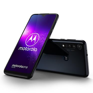 Acheter Motorola Moto One Macro Bleu