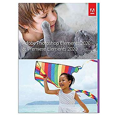 Adobe Photoshop Elements & Premiere Elements 2020 Logiciel de montage vidéo (français, WINDOWS / MAC OS)