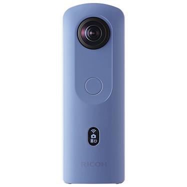 Ricoh Theta SC2 Bleu Caméra 360° - Double capteur 12 mégapixels - f/2.0 - Vidéo 4K 30p - Mémoire 14 Go - Ecran OLED - Wi-Fi/Bluetooth