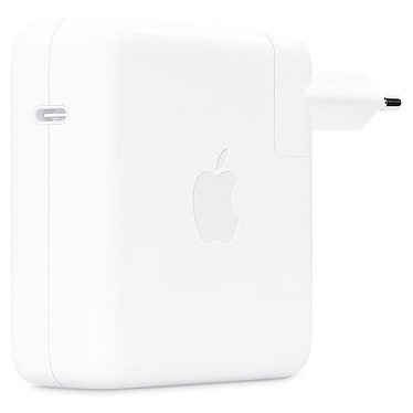 Avis Apple Adaptateur secteur USB-C 96W Blanc