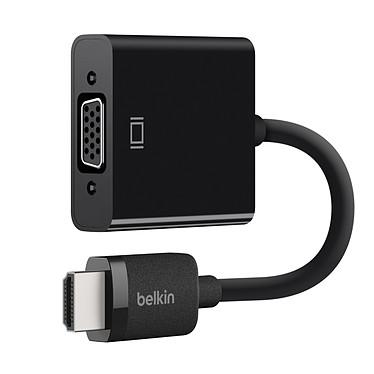 Belkin adaptateur HDMI / VGA Adaptateur HDMI vers VGA avec alimentation micro-USB