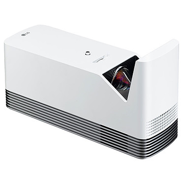 LG HF85LSR Proyector láser DLP Full HD - 1500 Lúmenes - Enfoque ultracorto - Miracast - Bluetooth Audio - HDMI/USB - Altavoces integrados