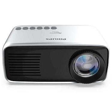 Philips NeoPix Start Vidéoprojecteur portable LED/LCD - 320 x 240 pixels - 650 Lumens - HDMI/USB/SD - Haut-parleur intégré