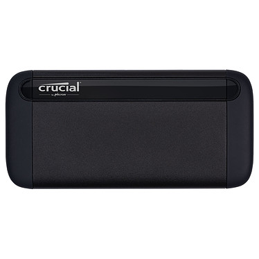 Crucial X8 Portable 500 Go Disque SSD externe USB-C 3.1