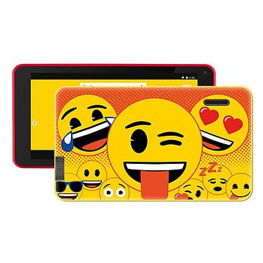 """eSTAR HERO Tablet (Emoji v2) Tablet Internet - Cortex-A7 Quad-Core 1.3 GHz - RAM 1GB - 8GB - Pantalla táctil de 7"""" 1024 x 600 - Wi-Fi - Webcam - Android 7.1"""