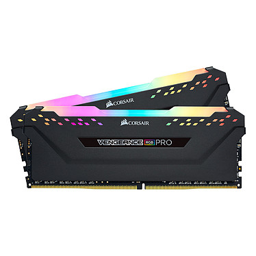 Opiniones sobre Corsair Vengeance RGB PRO Series 64 GB (2x 32 GB) DDR4 3000 MHz CL16