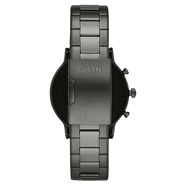Acheter Fossil The Carlyle HR (44 mm / Acier inoxydable / Gris)
