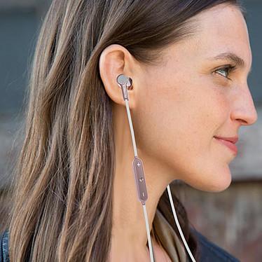 Avis Akashi Ecouteurs Bluetooth avec Micro Rose