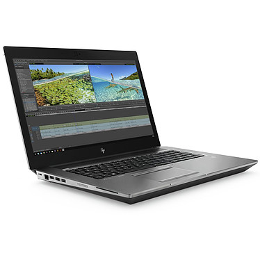 "HP ZBook 17 G6 (6TU96EA) Intel Core i7-9750H 16 Go SSD 256 Go 17.3"" LED Full HD NVIDIA Quadro T1000 4 Go Wi-Fi AX/Bluetooth Windows 10 Professionnel 64 bits"