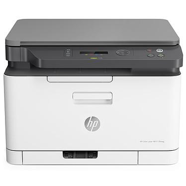 HP Color Laser MFP 178nw Imprimante multifonction laser 3-en-1 A4 (USB 2.0/Fast Ethernet/Wi-Fi)