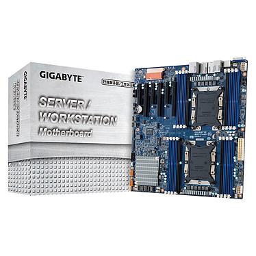 Gigabyte MD71-HB0 Carte mère E-ATX 2 x Socket P - 16 x DDR4 - SATA 6Gb/s - M.2 - USB 3.0 - 3 x PCI-Express 3.0 16x