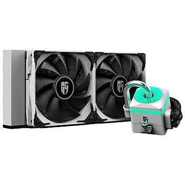 Deepcool Gamer Storm Captain 240X (Blanc)