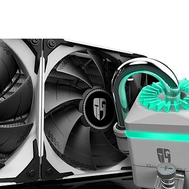 Acheter Deepcool Gamer Storm Captain 240X (Blanc)