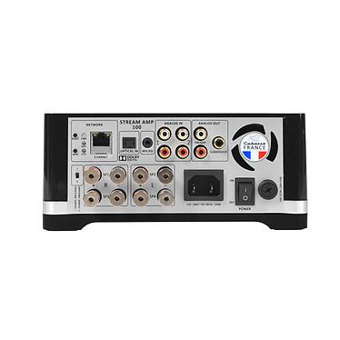 Avis Cabasse Stream AMP 100 + Antigua MT22 Noir Satin