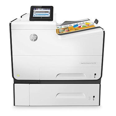 HP PageWide Entreprise Color MFP 556xh Imprimante multifonction à impression HP PageWide recto/verso automatique (USB 2.0/Ethernet/NFC)
