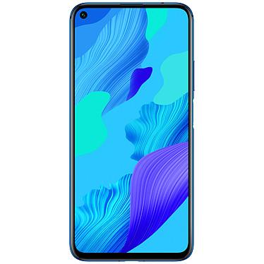 "Huawei Nova 5T Bleu Smartphone 4G-LTE Advanced Dual SIM - Kirin 980 8-Core 2.6 GHz - RAM 6 Go - Ecran tactile 6.26"" 1080 x 2340 - 128 Go - NFC/Bluetooth 5.0 - 3750 mAh - Android 9.0"