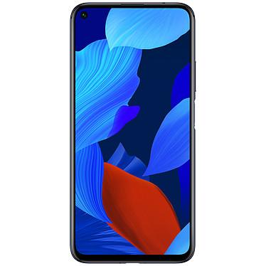 "Huawei Nova 5T Noir Smartphone 4G-LTE Advanced Dual SIM - Kirin 980 8-Core 2.6 GHz - RAM 6 Go - Ecran tactile 6.26"" 1080 x 2340 - 128 Go - NFC/Bluetooth 5.0 - 3750 mAh - Android 9.0"