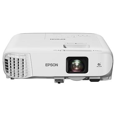 Epson EB-990U Vidéoprojecteur 3LCD WUXGA - 3800 Lumens - Zoom 1.6x - HDMI/VGA/USB - Ethernet - Haut-parleur intégré