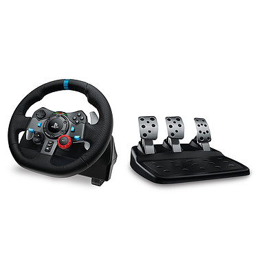 Logitech G29 Driving Force Volant + Pédalier (pour PC/ PlayStation 3 / PlayStation 4)