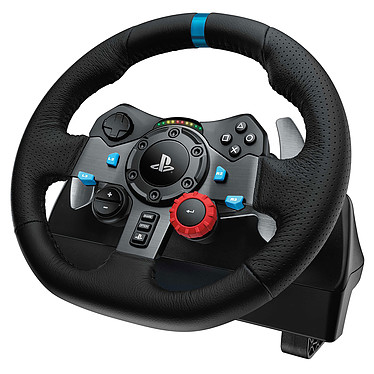 Avis Logitech G29 Driving Force