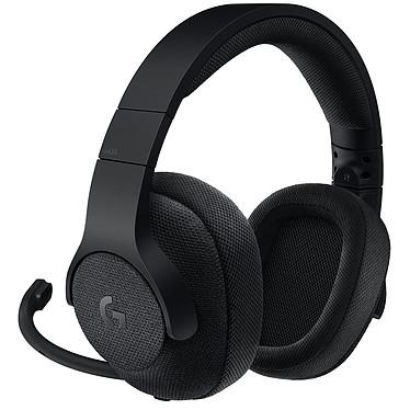 Avis Logitech G433 7.1 Surround Sound Wired Gaming Headset Noir