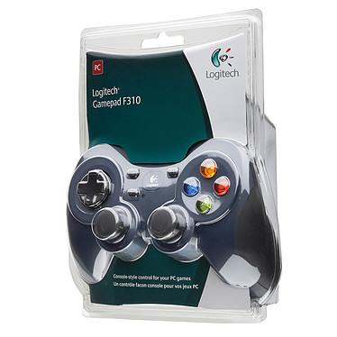Logitech Gamepad F310S pas cher