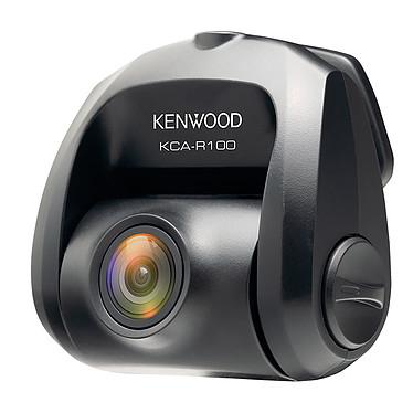 Kenwood KCA-R100 Caméra de recul avec résolution d'enregistrement Full HD (1920 x 1080p à 30fps)