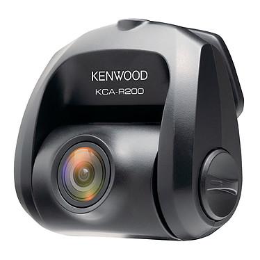Kenwood KCA-R200 Caméra de recul avec résolution d'enregistrement Quad HD (2560 x 1440p à 30fps)