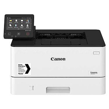 Canon i-SENSYS LBP228x Imprimante laser monochrome avec recto/verso automatique et écran LCD couleur tactile (USB 2.0 / Wi-Fi / Gigabit Ethernet / AirPrint / Google Cloud Print)