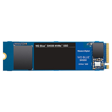 Avis Western Digital SSD WD Blue SN550 1 To