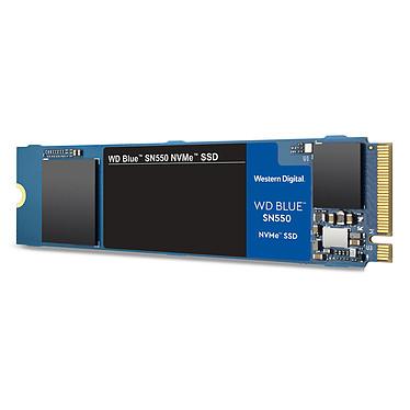 Western Digital SSD WD Blue SN550 500 Go SSD 500 Go M.2 2280 PCIe NVMe 3.0 x4 NAND 3D TLC