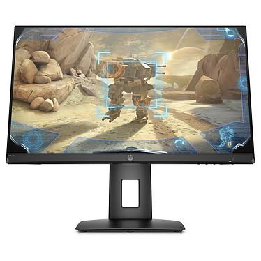"""HP 23.8"""" LED - 24x 1920 x 1080 pixels - 1 ms (gris à gris) - Format large 16/9 - Dalle TN - FreeSync - 144 Hz - DisplayPort/HDMI - Noir"""