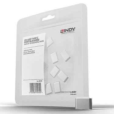 Lindy 10 verrous pour ports USB-C Lot de 10 bloqueurs de ports USB-C