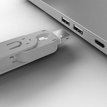 Avis Lindy Clé pour verrous USB-A
