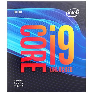 Kit Upgrade PC Core i9KF ROG STRIX Z390-H GAMING pas cher
