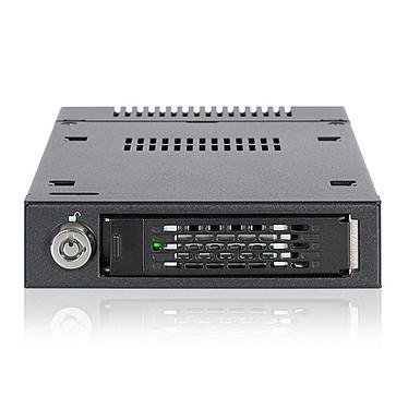 """ICY DOCK ToughArmor MB601M2K-1B Rack Amovible pour SSD M.2 NVMe pour baie de disque externe 3.5"""""""