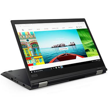 "Lenovo ThinkPad X380 Yoga (20LH001HFR) Intel Core i5-8250U 8 Go SSD 512 Go 13.3"" LED Tactile Full HD Wi-Fi AC/Bluetooth/4G Webcam Windows 10 Professionnel 64 bits"