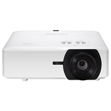 ViewSonic LS850WU Vidéoprojecteur DLP/Laser WUXGA 3D Ready - 5000 Lumens - Lens Shift H/V - HDMI/VGA/USB - HDBaseT - 24/7 - Orientation 360° - Mode portrait - 2 x 10 Watts