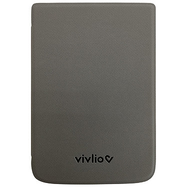 Vivlio Funda TL4/HD+ Gris Funda protectora para eBook Touch Lux 4 y Touch HD Plus