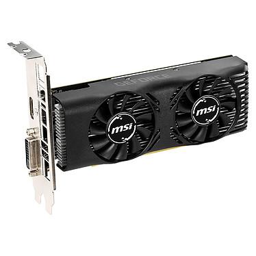 Acheter MSI GeForce GTX 1650 4GT LP OC