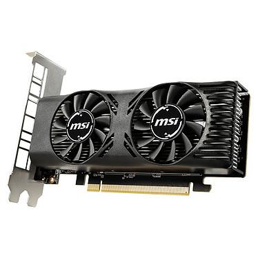 Avis MSI GeForce GTX 1650 4GT LP OC