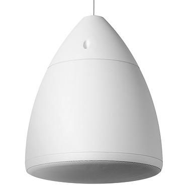 Elipson Bell 4 Blanc Enceinte suspendue coaxiale 2 voies Bass-Reflex 80 Watts (à l'unité)