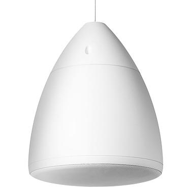 Elipson Bell 6 Blanc Enceinte suspendue coaxiale 2 voies Bass-Reflex 100 Watts (à l'unité)