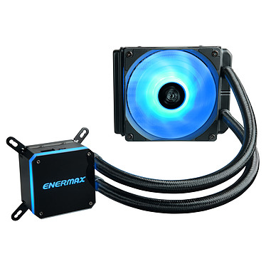Enermax LIQMAX III 120 RGB Kit de Watercooling 120mm pour processeur avec éclairage RGB